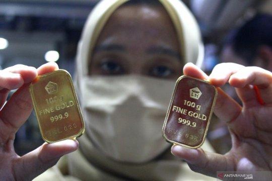 Gejolak investasi emas batangan