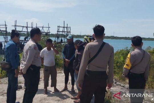 Polisi Bangka Tengah tutup tambang bijih timah ilegal