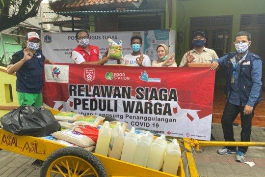 Relawan Siaga perluas bantuan hadapi COVID-19 ke Kepulauan Seribu