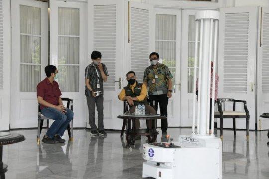RS rujukan COVID-19 di Jabar akan pakai robot disinfektan ultraviolet
