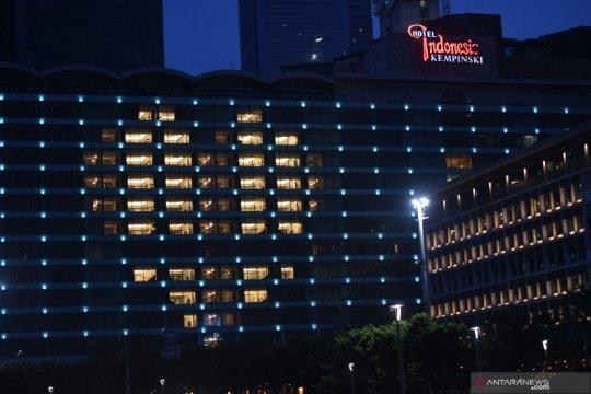 871 tenaga medis menginap di hotel milik Pemprov DKI