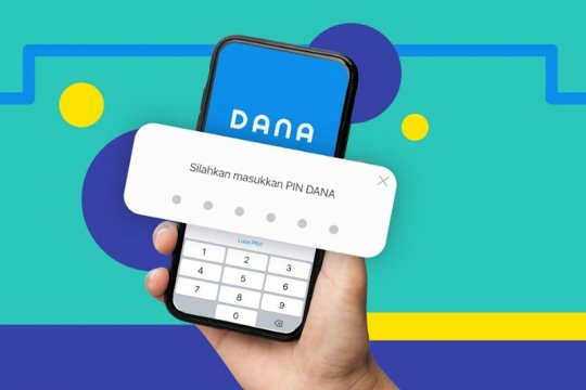 Terintegrasi dengan kartu perbankan, DANA jamin keamanan data