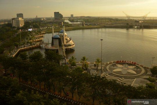 Menjelang penerapan PSBB di Kota Makassar