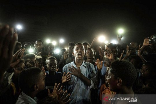 Sudan temukan kuburan massal peserta wamil yang dibunuh pada 1998