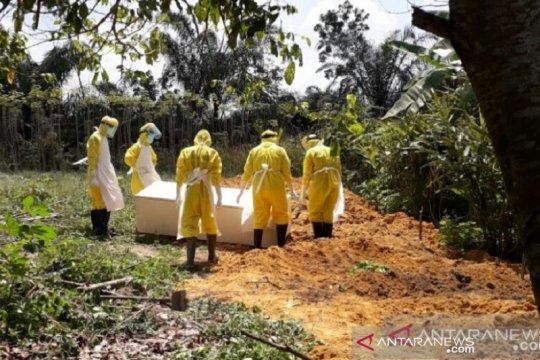 Pemkot Pekanbaru khususkanTPU Tengku Mahmud Palas bagi jenazah corona