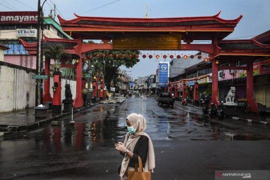 Dedie: Warga Kota Bogor miliki kesadaran tinggi gunakan masker