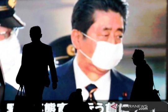 PM Abe akan berkonsultasi dengan ahli soal perpanjangan status darurat