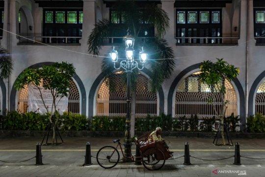 Kemendikbud tetapkan Kota Semarang Lama sebagai cagar budaya
