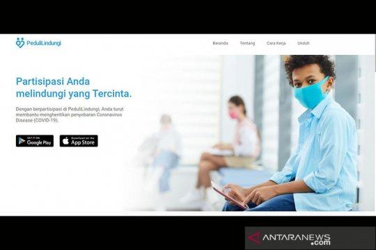 Aplikasi PeduliLindungi diperkuat layanan telemedis