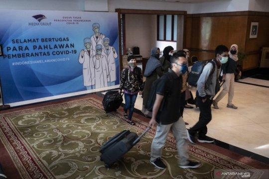 Anggaran tenaga profesional COVID-19 Jakarta dari APBD
