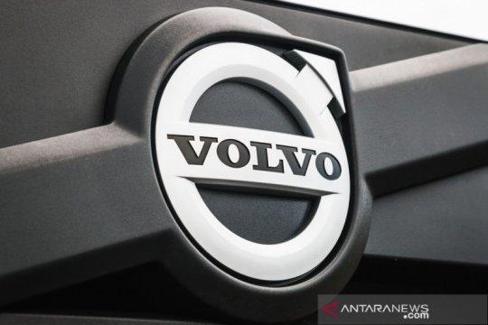 Volvo buka kembali pabriknya di Swedia pekan depan