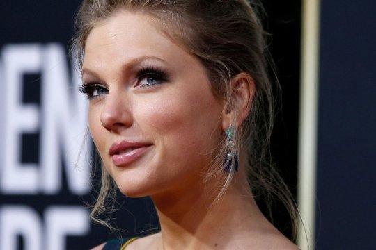 Taylor Swift minta patung simbol rasis dihilangkan