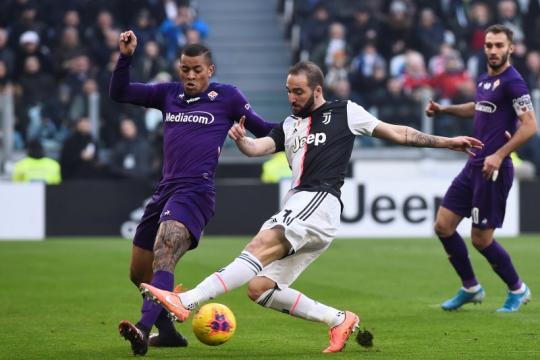 Higuain menjadi pemain Juventus terakhir yang kembali ke Italia