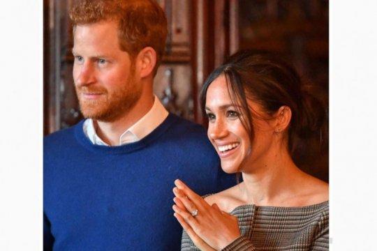 Pangeran Harry & Meghan diundang ke pernikahan Brooklyn Beckham