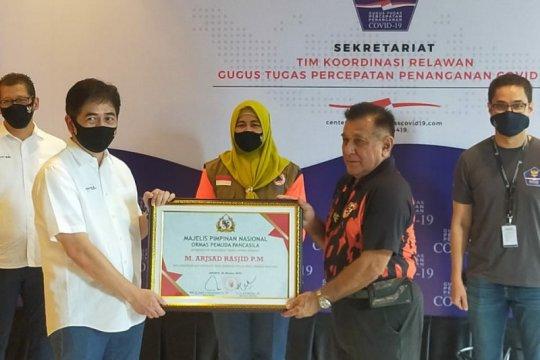 Ormas PP dan Indika Foundation deklarasi Gerakan Relawan Cegah Corona