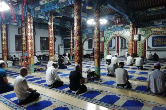 Awal Ramadhan di China 24 April, kegiatan di masjid masih ditangguhkan
