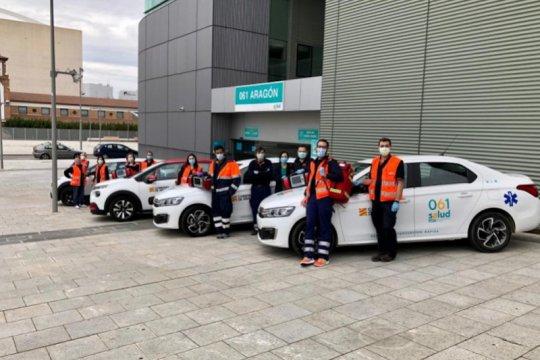 Grup Peugeot sumbang masker hingga mobil untuk tangani COVID-19