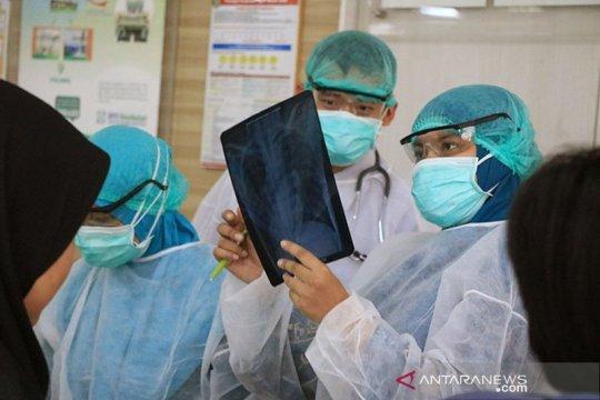 Enam petugas kesehatan RSUD Loekmono Hadi Kudus jalani karantina