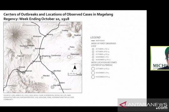 Permias gelar webinar tentang Indonesia dalam menghadapi pandemi