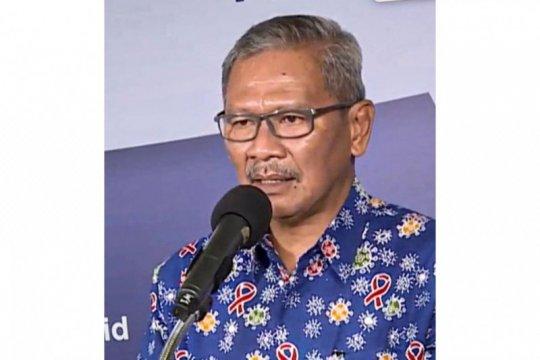 Achmad Yurianto sebut batik yang dia pakai baju tahun lalu