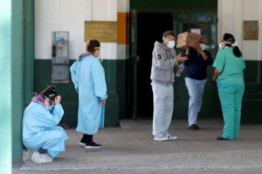 Argentina capai 10.000 kasus COVID-19