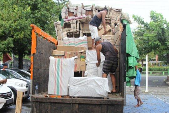 Bea Cukai Kudus ungkap peredaran rokok ilegal senilai Rp451,68 juta