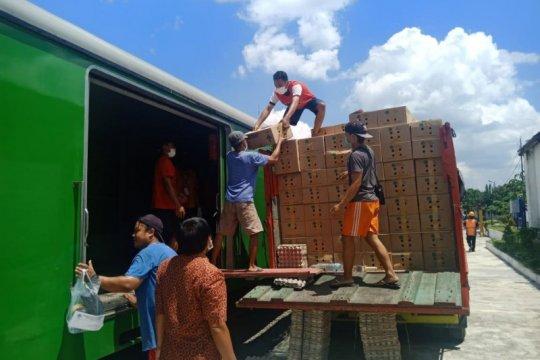 KAI Daop 7 Madiun maksimalkan layanan angkutan barang