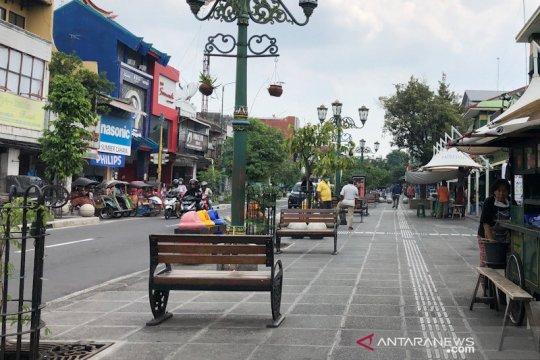 Bantuan sembako COVID-19 picu pengemis datang ke Yogyakarta