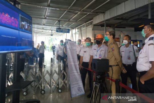BPTJ: Pengguna KRL dari Bogor turun 85 persen