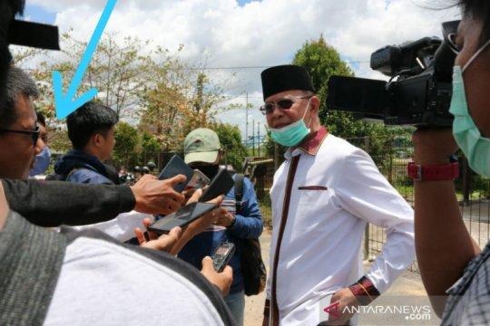 Kondisi Wako Tanjungpinang membaik, meski positif COVID-19