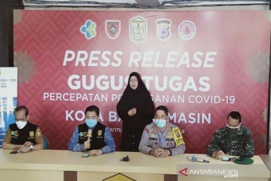 Pemkot Banjarmasin siapkan 30.000 paket sembako saat PSBB