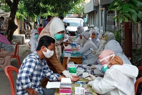 Dinkes Banten lakukan rapid tes di lima kabupaten/kota