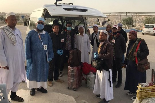 KBRI Amman bantu repatriasi mandiri WNI dari Yordania