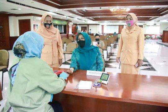 PKK Jaksel galang aksi donor darah untuk PMI