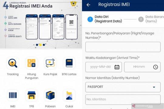Pemerintah serahkan sementara layanan aduan IMEI kepada operator
