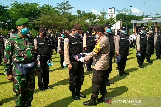 Personel Polres Kudus siap bantu pemakaman jenazah COVID-19