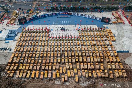 Evergrande bangun dua stadion berkapasitas 80.000 di China