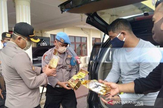 Polres Aceh Timur ungkap 45 kilogram sabu-sabu dari Thailand