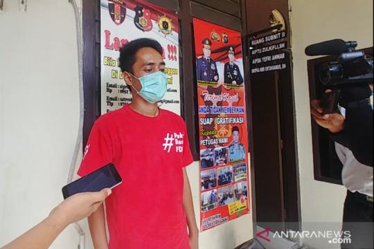 Polisi tangkap warga Padang terkait ujaran kebencian di medsos