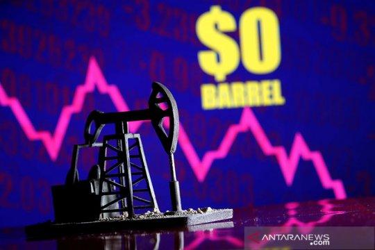 Bagaimana harga minyak dunia bisa di bawah 0?