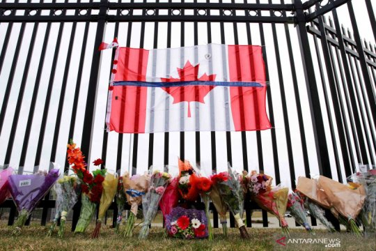 Polisi ungkap pelaku teror di Nova Scotia bakar rumah beberapa korban