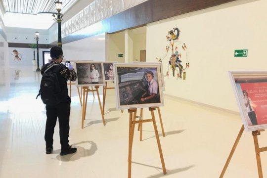 Bandara Internasional Yogyakarta gelar pameran foto Kartini
