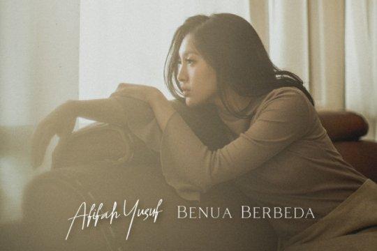 """Afifah Yusuf rilis lagu """"Benua Berbeda"""", ungkap kisah masa LDR"""