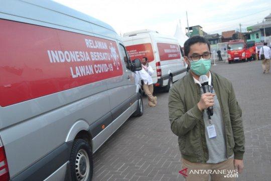 Andre Rahadian: Gerakan relawan dukungan warga bagi pemerintah
