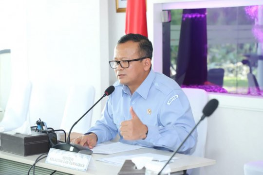 Menteri Edhy sebut pengusaha pakan ikan sepakat tunda kenaikan harga