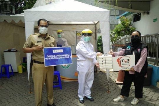 Danone dan ACT bantu tenaga medis dan masyarakat selama pandemi