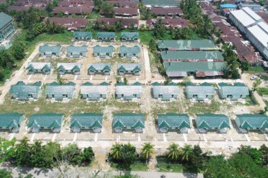 Kementerian PUPR bangun 50 rumah khusus TNI di Pontianak
