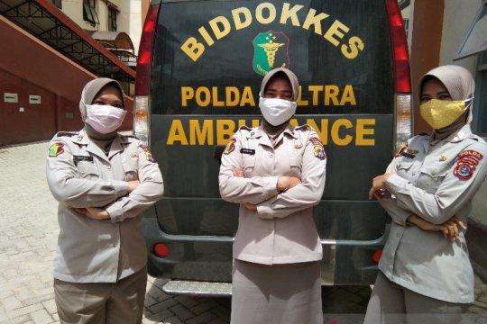 Srikandi COVID-19 di RS Bhayangkara saling motivasi pasien dan perawat