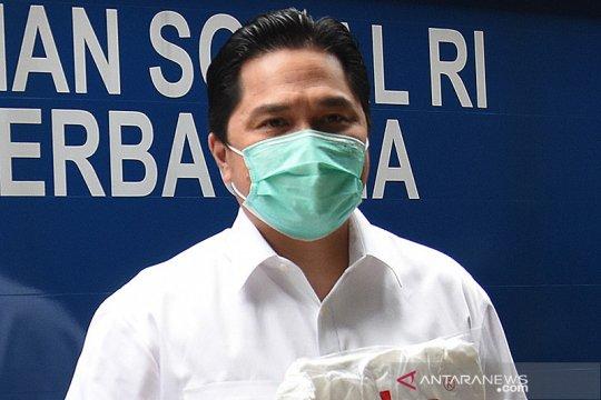 Erick: Idul Fitri 2020 ajarkan disiplin lawan virus corona