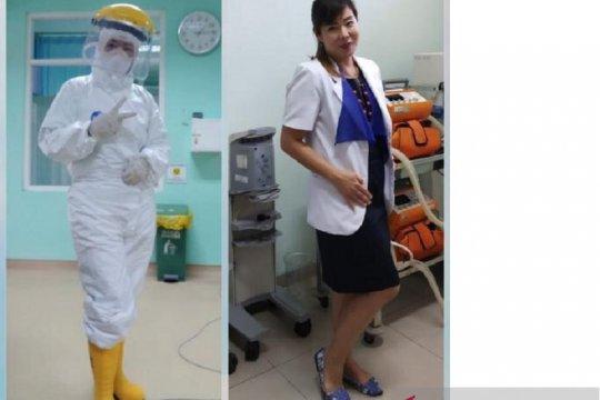 Melepas rindu melalui video call saat pandemi COVID-19